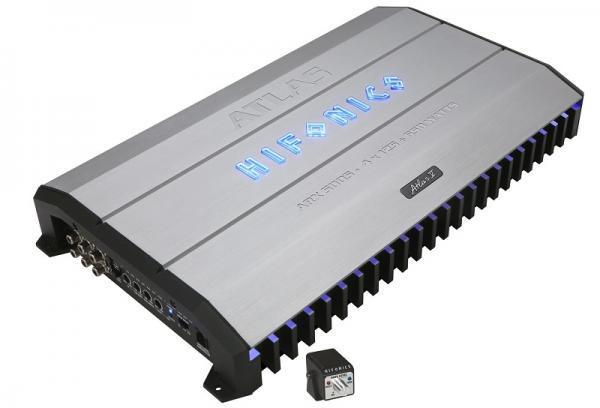 Audioförstärkare ARX5005 HIFONICS ARX5005 original kvalite