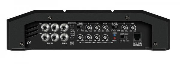 Audioförstärkare HIFONICS ARX5005 rating