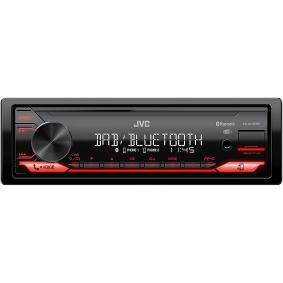Estéreos Potencia: 4x50W KDX272DBT