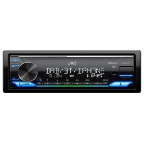 Estéreos Potencia: 4x50W KDX472DBT