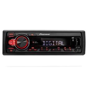 Stereo Potenza: 4x50W MVH130DAB