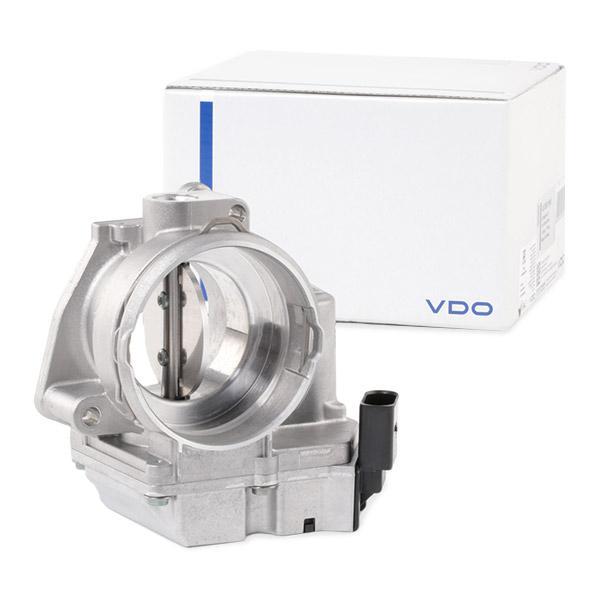 Aleta de mando, suministro de aire VDO A2C59511698 conocimiento experto