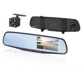 Dashcam Aantal camera's: 2, Invalshoek: 140° 78528