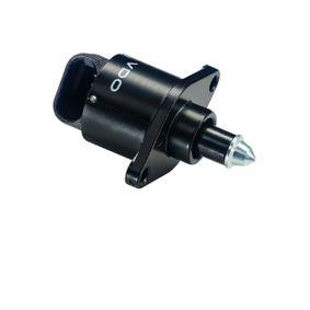 Válvula de Control del Ralentí RENAULT KANGOO (KC0/1_) 1.2 (KC0A, KC0K, KC0F, KC01) de Año 08.1997 58 CV: Válvula de mando de ralentí, suministro de aire (D95129) para de VDO