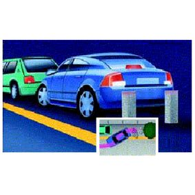 VDO  X10-730-002-004 Einparkhilfe