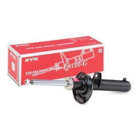 KYB Støddæmper 335808 med OEM Nummer 3C0413031N