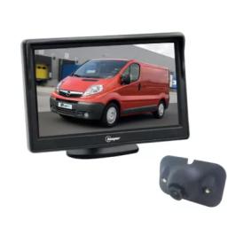 Caméra de recul, aide au stationnement Affichage écran: LCD RVU5W