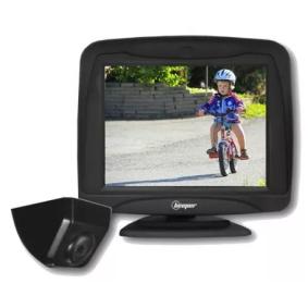 Caméra de recul, aide au stationnement Affichage écran: LCD RW037P
