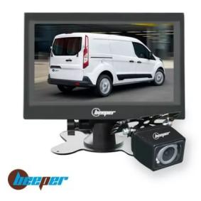 Caméra de recul, aide au stationnement Affichage écran: LCD RW7