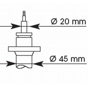 Stoßdämpfer mit OEM-Nummer 11 33 2 32
