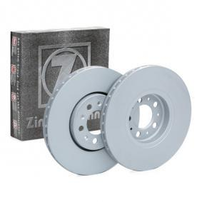 Bremsscheibe Ø: 288mm mit OEM-Nummer JZW615301D