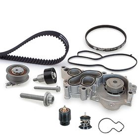 Water pump and timing belt kit with OEM Number 5683XS GATES