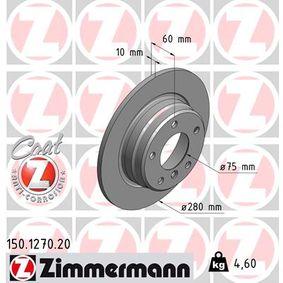 Bremsscheibe Art. Nr. 150.1270.20 120,00€