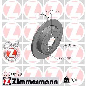 Bremsscheibe Art. Nr. 150.3401.20 120,00€