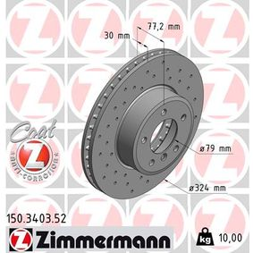 Artikelnummer 150.3403.52 ZIMMERMANN Preise