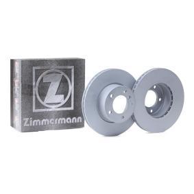Bremsscheibe Bremsscheibendicke: 24mm, Lochanzahl: 5, Ø: 300mm mit OEM-Nummer 3411 6 772 669