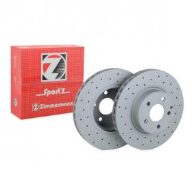 ZIMMERMANN SPORT COAT Z 400.3620.52 Disc frana Ř: 312mm