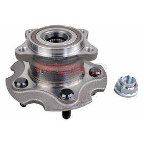 Radlagersatz Ø: 152mm mit OEM-Nummer 42410-0R010