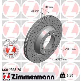 Bremsscheibe Art. Nr. 460.1568.20 120,00€