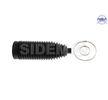 Original SIDEM 17406392 Faltenbalg, Lenkung