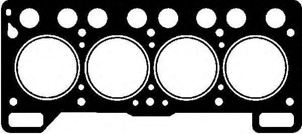 GLASER  H03345-00 Dichtung, Zylinderkopf