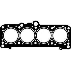GLASER Dichtung, Zylinderkopf H04843-00 für AUDI 100 (44, 44Q, C3) 1.8 ab Baujahr 02.1986, 88 PS