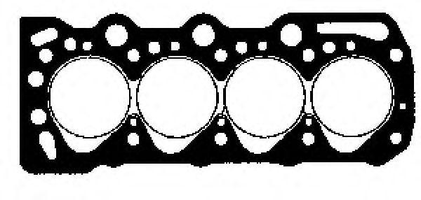GLASER  H07610-00 Dichtung, Zylinderkopf
