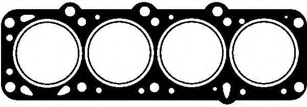 GLASER  H07989-00 Dichtung, Zylinderkopf