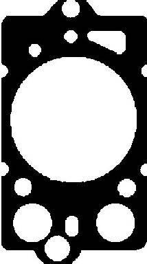 GLASER  H16780-10 Dichtung, Zylinderkopf