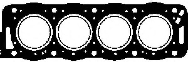 GLASER  H17781-10 Dichtung, Zylinderkopf