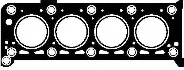 GLASER  H17953-10 Dichtung, Zylinderkopf