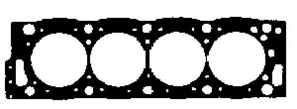 GLASER  H80031-10 Dichtung, Zylinderkopf