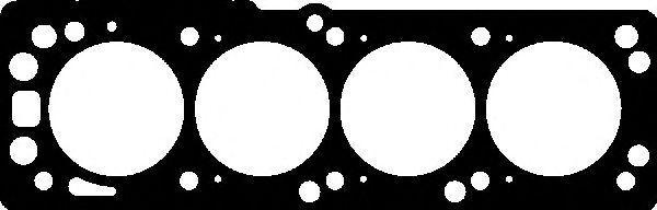 GLASER  H80382-00 Dichtung, Zylinderkopf