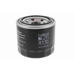Ölfilter Ø: 80mm, Ø: 84mm, Innendurchmesser 2: 57mm, Innendurchmesser 2: 65mm, Höhe: 75mm mit OEM-Nummer MD-017440