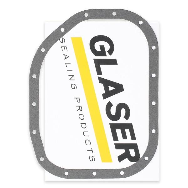 Image of GLASER Guarnizione, Coppa olio 8429020207213