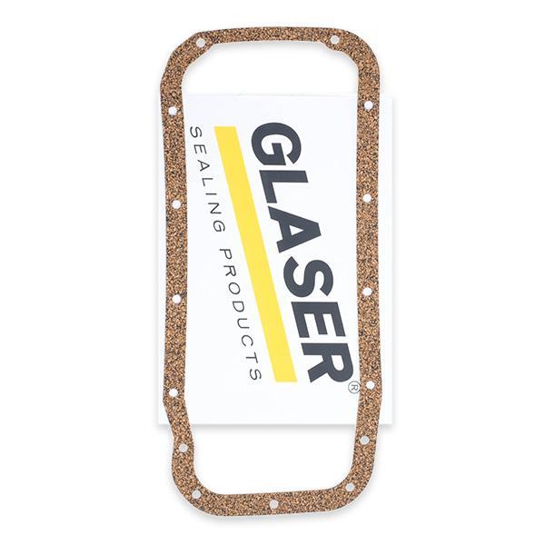 Image of GLASER Guarnizione, Coppa olio 8429020082483