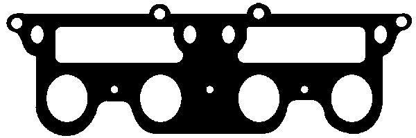GLASER  X08218-01 Dichtung, Ansaugkrümmer Dicke/Stärke: 1,00mm