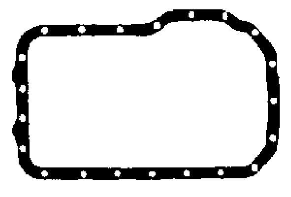 GLASER  X54032-01 Dichtung, Ölwanne