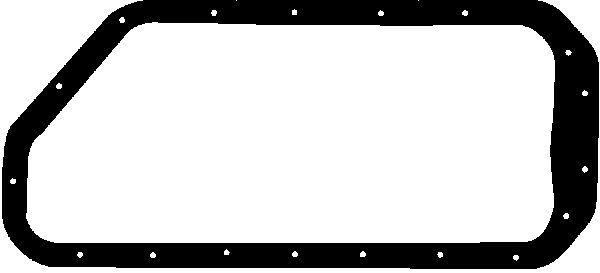 GLASER  X54065-01 Dichtung, Ölwanne