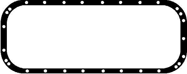 GLASER  X54100-01 Dichtung, Ölwanne