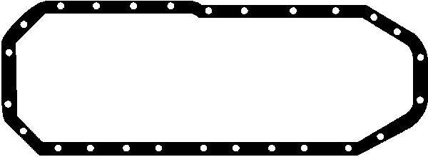 GLASER  X54130-01 Dichtung, Ölwanne