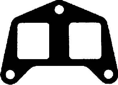 GLASER  X55499-01 Dichtung, Ansaugkrümmer Dicke/Stärke: 1,5mm
