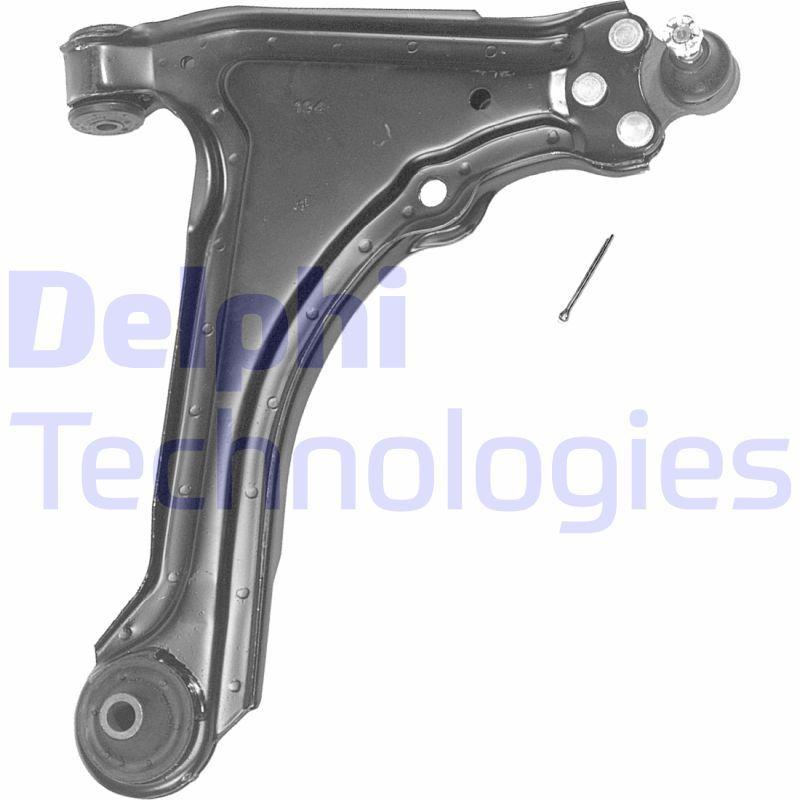Image of DELPHI Ammortizzatore 5905933811592