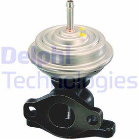DELPHI AGR-Ventil EG10271-12B1 für AUDI A4 (8E2, B6) 1.9 TDI ab Baujahr 11.2000, 130 PS