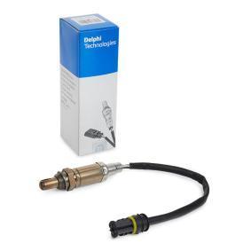 DELPHI Sonda Lambda ES10983-12B1 con OEM número MHK000210