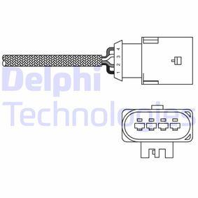 Lambda Sensor ES20303-12B1 PUNTO (188) 1.2 16V 80 MY 2000