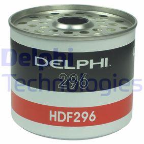 DELPHI  HDF296 Brændstof-filter