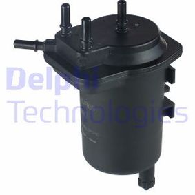 Fuel filter with OEM Number 164001540R