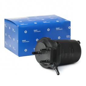 Fuel filter with OEM Number 8200458337
