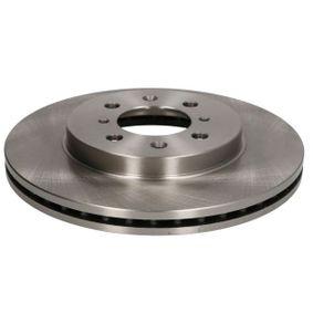 Спирачен диск C34063ABE Jazz 2 (GD_, GE3, GE2) 1.2 i-DSI (GD5, GE2) Г.П. 2008
